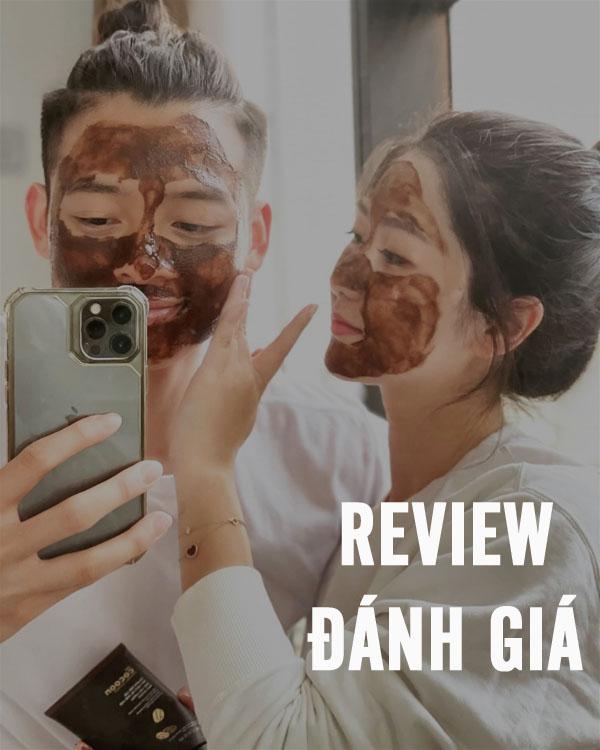 Hình ảnh video đánh giá review Cà phê Đắk Lắk làm sạch da chết mặt cocoon 150ml (Dak Lak coffee face polish) sử dụng như thế nào?