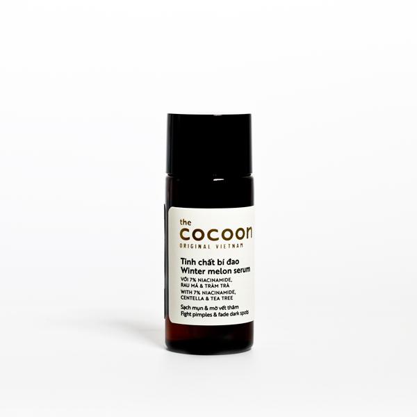 Tinh chất bí đao cocoon 15ml Minisize