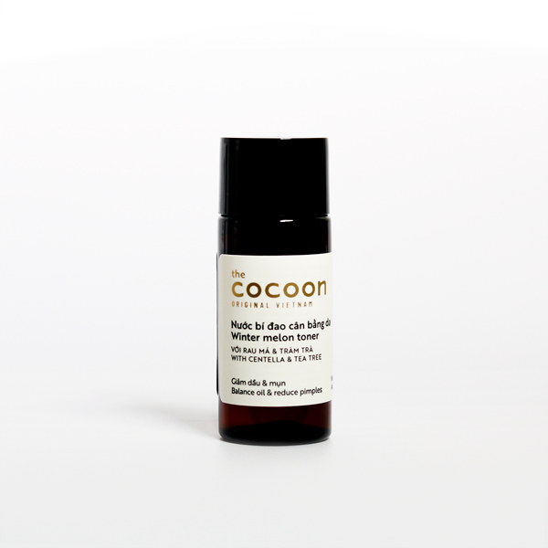 Toner nước Bí Đao Cân bằng da Cocoon 15ml minisize