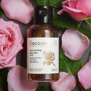 Toner, Nước, Tẩy Trang Hoa Hồng Rose Cocoon ở Hải Phòng